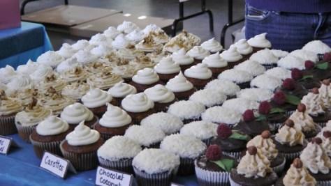 Cupcakes at Cupcake Camp (Training Camp) 2012