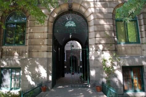 The Lambert Apartments on Lambert Closse