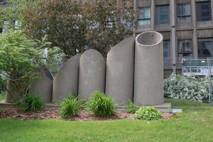 Slant-end ventilation (in spring)