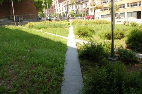 Le Jardin de Lyon, Place J-Ernest Laforce