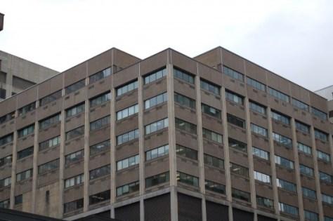 Parkade Building, 2021 Union