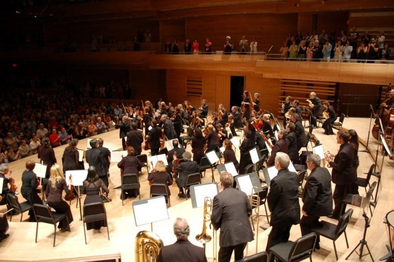 Yannick Nézet-Séguin and the Orchestre Métropolitain