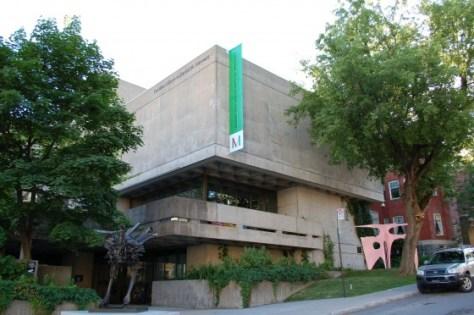 Liliane and David M. Stewart Pavilion, Musée des beaux-arts de Montréal