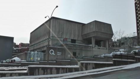 Hydro Quebec poste Berri