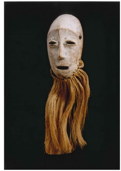 Bwami Mask