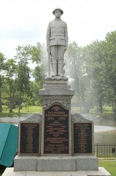 Terrebonne War Memorial