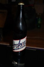 A bottle of Broken 7 by La Compagnie de Bière Brisset