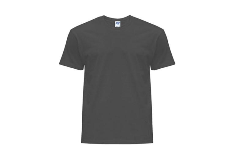 Koszulka męska z krótkim rękawem T-shirt Graphite JHK