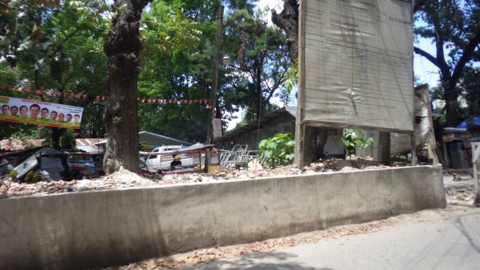 フィリピンの町並み2