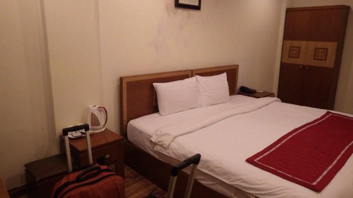 チャーミングホテル部屋