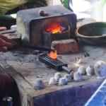 窯と高温の器