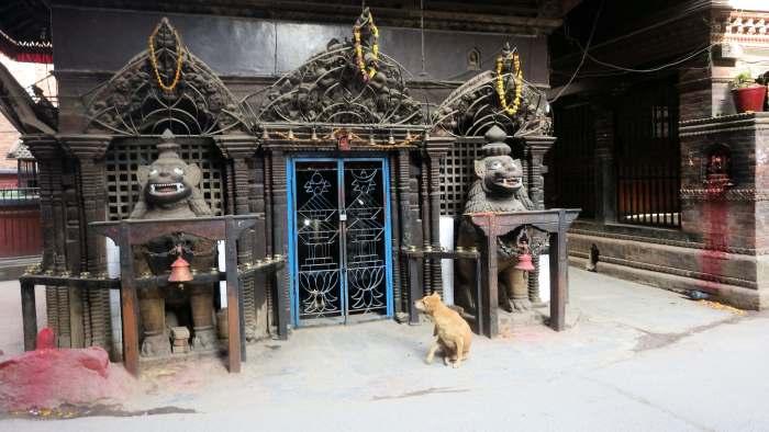 ガネーシャ寺院?