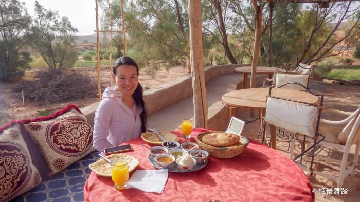 Auberge restaurant 朝食と万琵