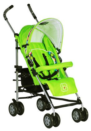 Djecija kolica – zelena