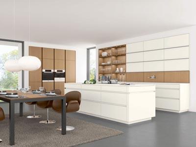Muebles de cocinas en Madrid  Zelari de Nuzzi