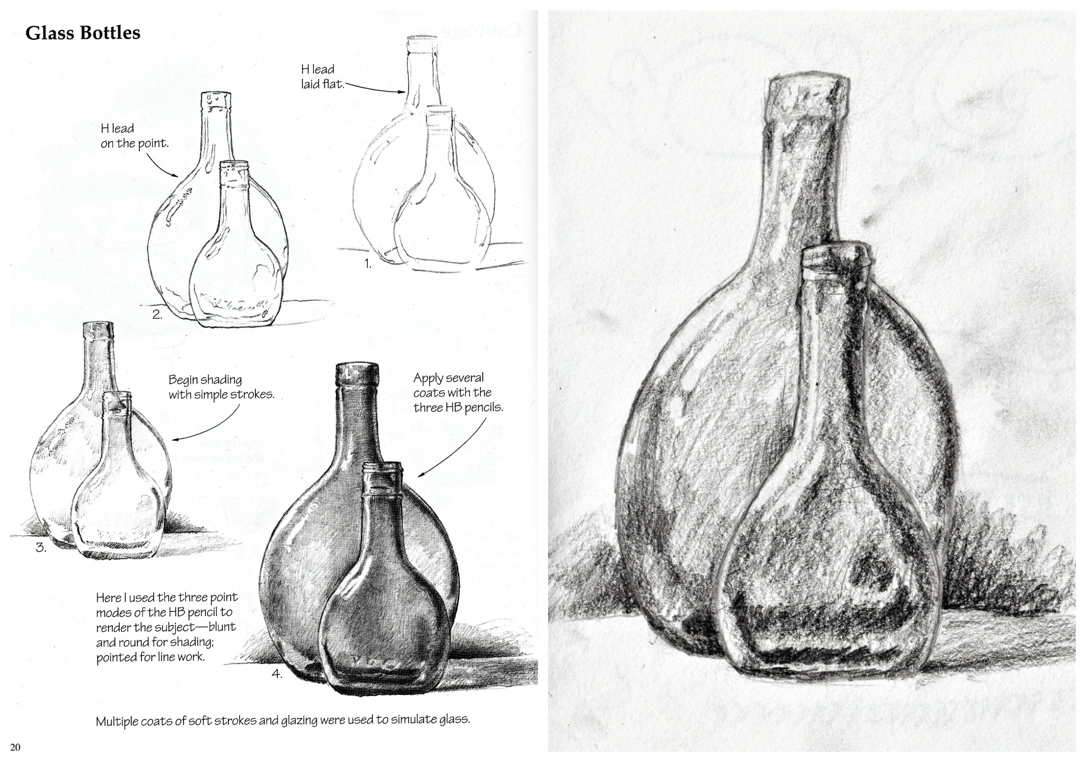 Art of franks bottles vs mine