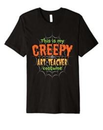 creepy-art-teacher-shirt