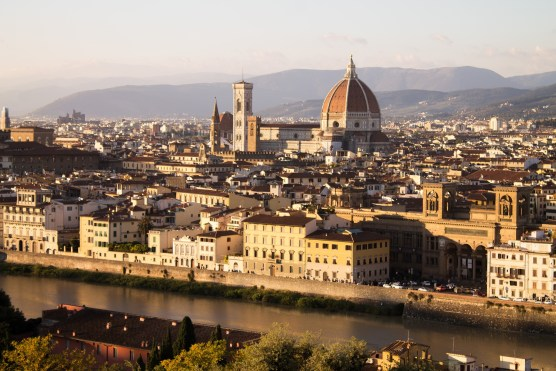 florence-at-sunset