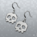 CD-ii Month contest: Write a caption and win Skull Earrings from Fangamer