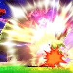 Zelda's Din's Fire more powerful than before in Smash 4