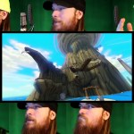 King of red beards: Smooth McGroove performs Dragon Roost Island a capella