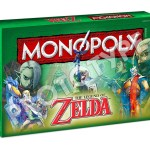 Bring Zelda to your living room with new jigsaw puzzle and Monopoly