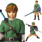 NCSX Games and Toys now offering the Real Action Heroes figure of Skyward Sword Link