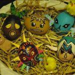 Majora's Mask dominates Nintendo 3DS UK page Easter egg decoration contest