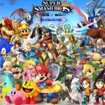 Get ready to smash your way to the top: Super Smash Bros. update now available