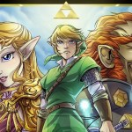Fanart Friday: Ocarina of Time