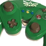Fighter-themed controllers revealed for Super Smash Bros. Wii U, including Link