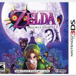 You've met with a terrible wait: Pre-orders now open for Majora's Mask 3D, new box art