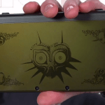 Try out Majora's Mask 3D on the New 3DS XL this weekend