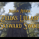 "Jillian Aversa posts ""Zelda's Lullaby"" music video featured in Video Games Live: Level 4"