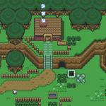 A Link to the Past's map brought to life in HTML5