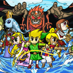 Fanart Friday: The Wind Waker