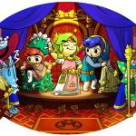 Data miners find hidden dialogue in Tri Force Heroes hinting at new areas