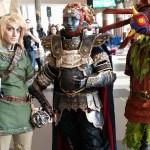 The Zelda cosplay of PAX Australia 2015