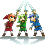 Tri Force Heroes update 2.1.0 is now available