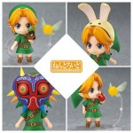 The Majora's Mask Link Nendoroid is now available to pre-order at GameStop