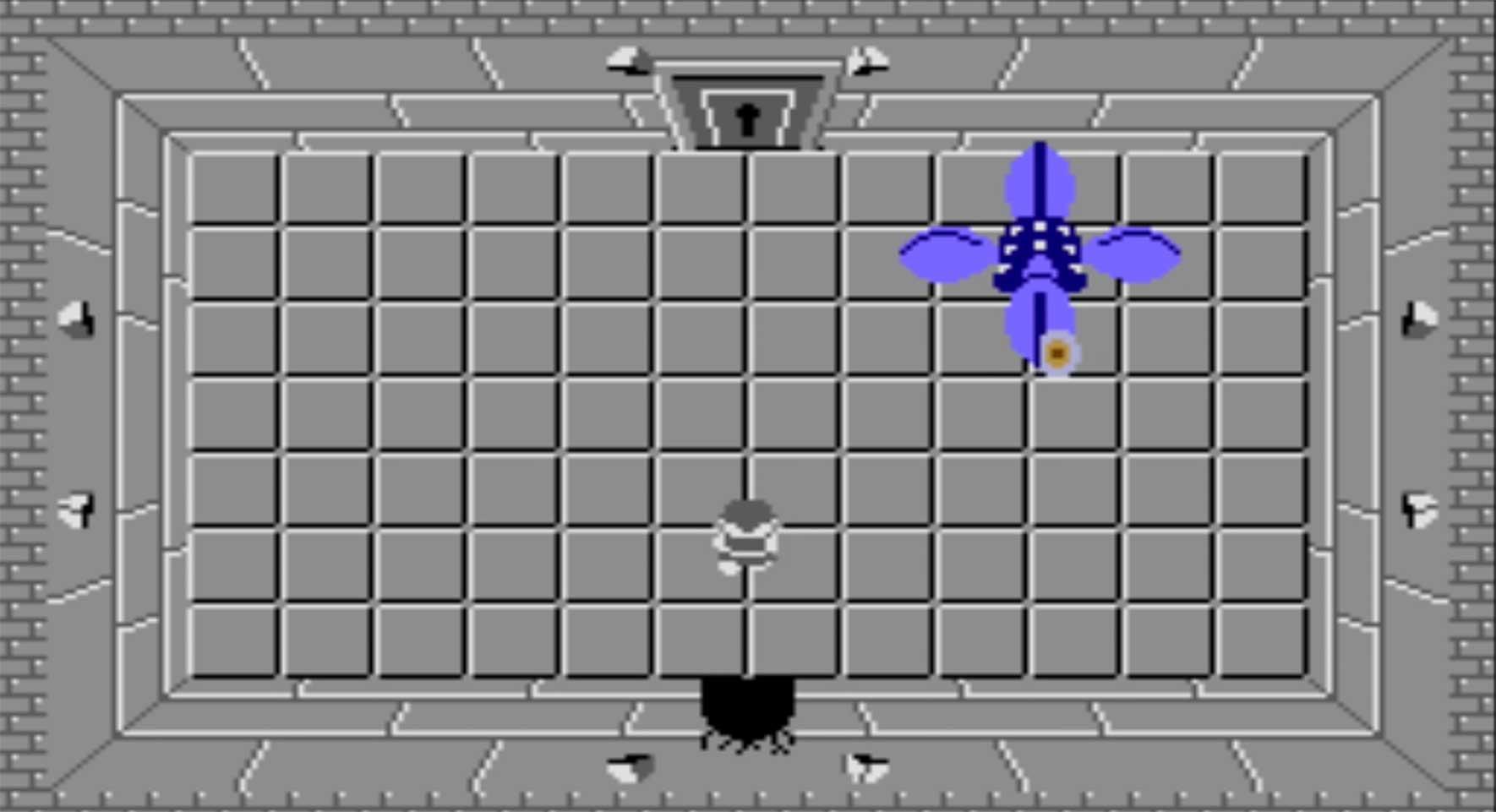 Legend Of Zelda Level 6 Dungeon Map | Wiring Diagram Database