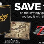 GameStop offering 10% off Twilight Princess HD strategy guide with game purchase