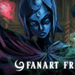Fanart Friday: Fi and the Sacred Flames