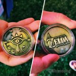 E3 attendees who play the Breath of the Wild demo get a special coin