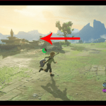 Fan theory: The Great Plateau could be the remains of Ocarina of Time's Castle Town