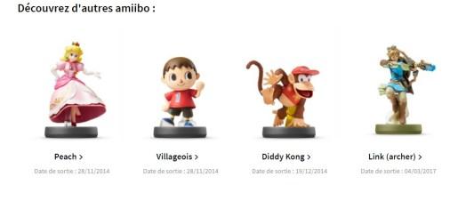 BOTW amiibo release date