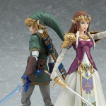 Good Smile Company's Twilight Princess Figmas are now up for pre-order