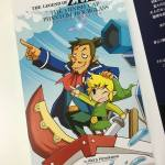 Akira Himekawa posts new Phantom Hourglass/Minish Cap manga shots