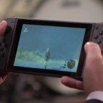Breath of the Wild is showcased on the Jimmy Fallon Show