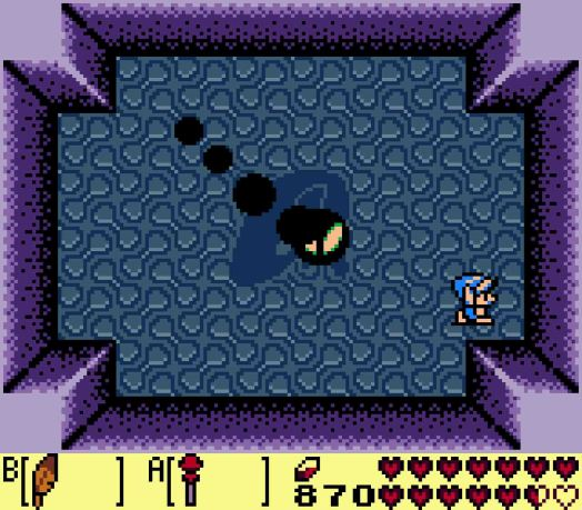 The fifth form simply requires a shot from the Magic Rod. After this, the true battle begins.